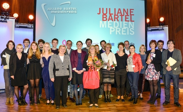 Juliane Bartel Medienpreis 2015